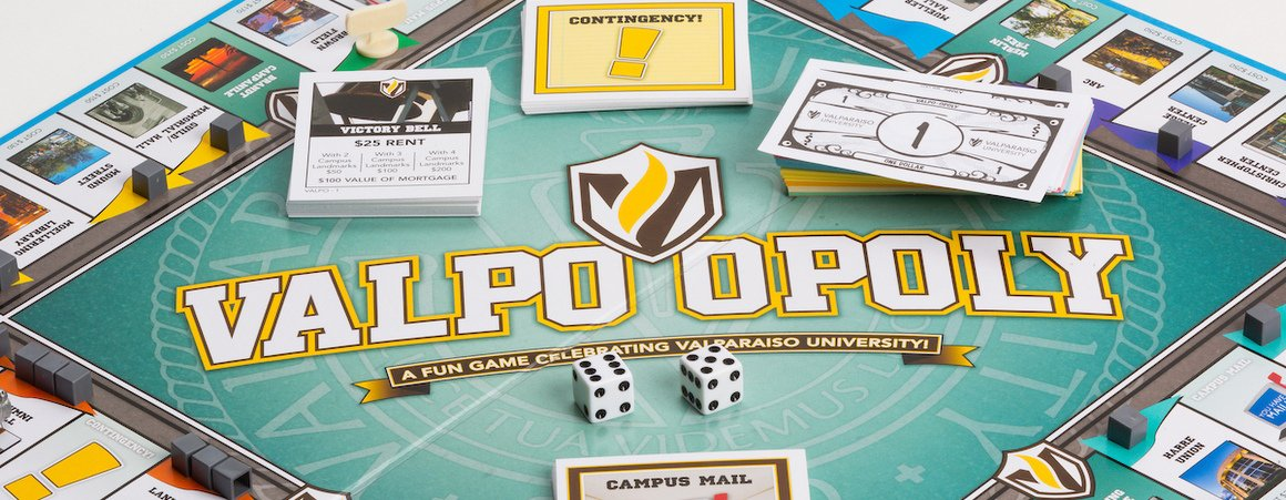 Valpo-opoly now on Sale!